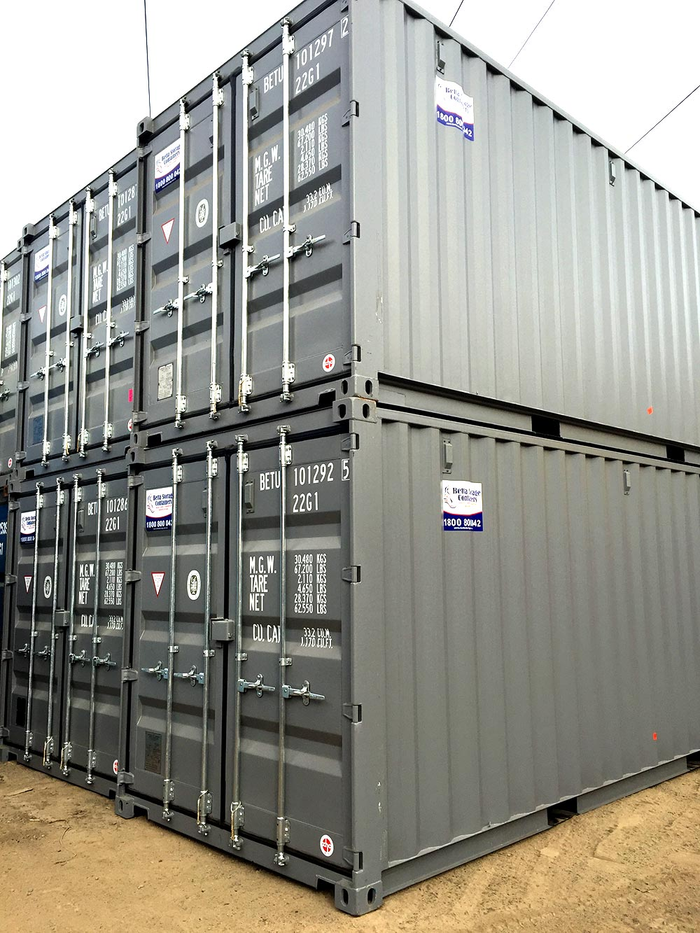 Hunter Containers is a family business